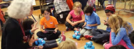 Dash and dot lesson plans given to children
