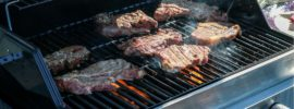 Use Ceramic Briquettes For Gas Grills Featured Image