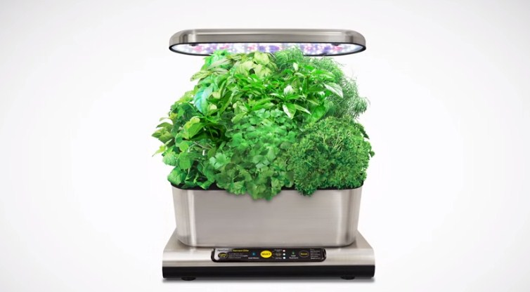 AeroGarden Harvest Elite Copper