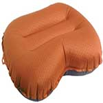 Air pillow by exped featured for table