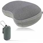 Leisure Co Ultra Inflatable Pillow Featured for table of pillows
