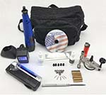 American Mini Windshield Repair Kit Table Use