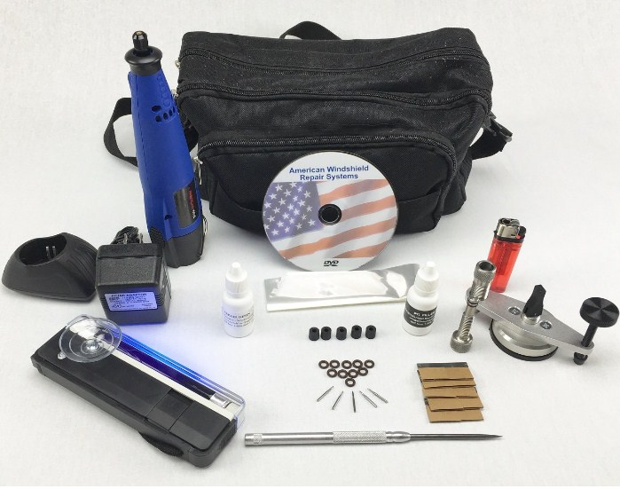 American Mini Windshield Repair Kit