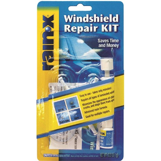 Best One WindShield Repair Kit by Rain-X (600001-6PK)