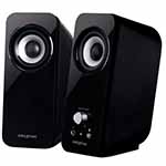Creative Inspire T12 2.0 Multimedia Speaker System with Bass Flex Technology table use