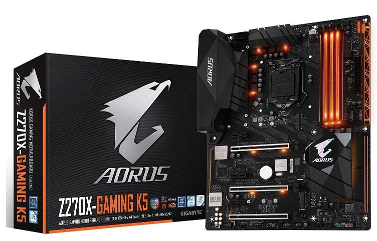 Gigabyte motherboard for i7 7700k for gaming Review