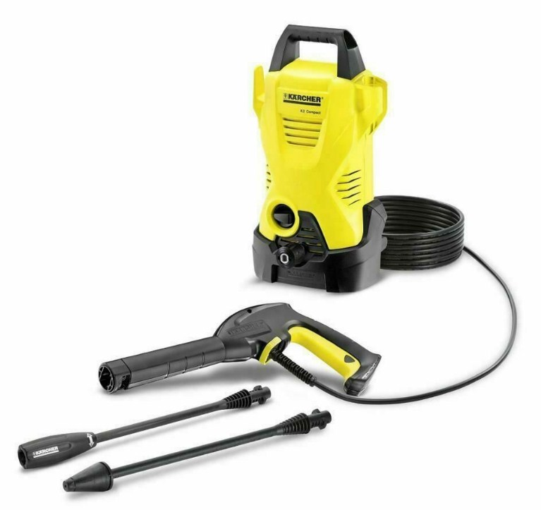 Karcher K2 Plus Electric Power Pressure Washer, 1600 PSI, 1.25 GPM Review