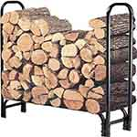 Landmann 82413 4-Foot Firewood Log Rack table