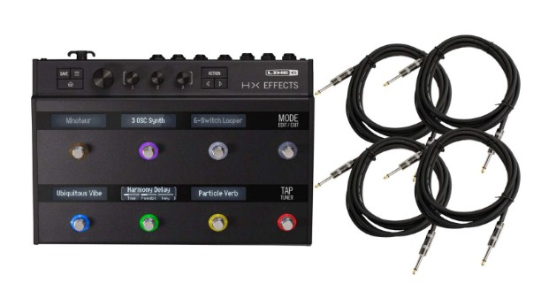 Line 6 99-040-3405 HX REview
