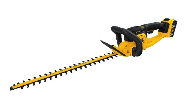 DCHT820P1 Dewalt Best Cordless Hedge Trimmer