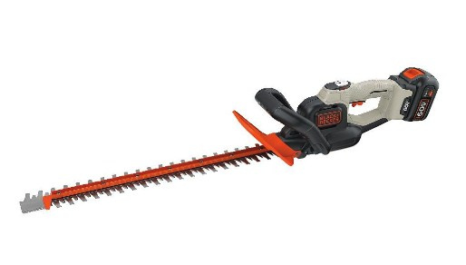 Black Decker LHT360CFF 60v Hedge Trimmer Cordless