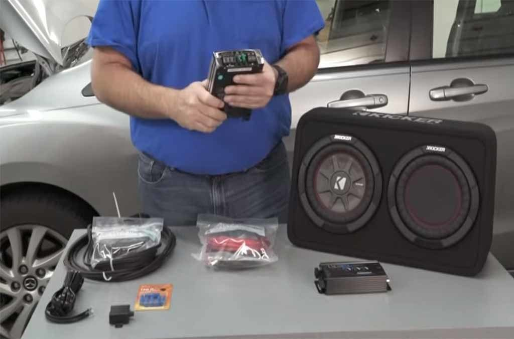 Car Audio System Installation By Yourself At Home