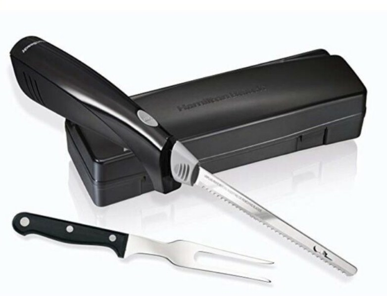 Hamilton Beach Classic Electric Carving Knife Set