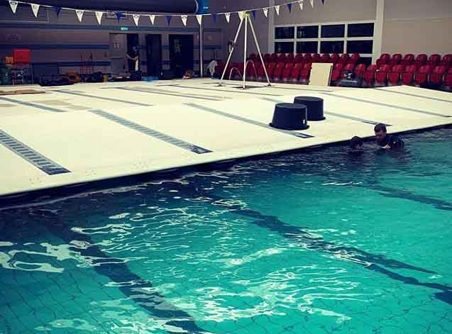 Different type of swimming pool maintenance