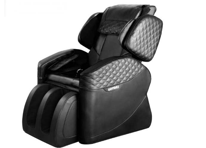Massage Chair Recliner, Zero Gravity Full Body Shiatsu Luxurious Electric Massage Chair with Stretched mode Heating back