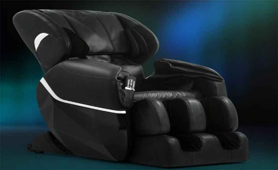 SNAILAX Shiatsu Back Massager with Heat -Deep Kneading Massage Chair Pad