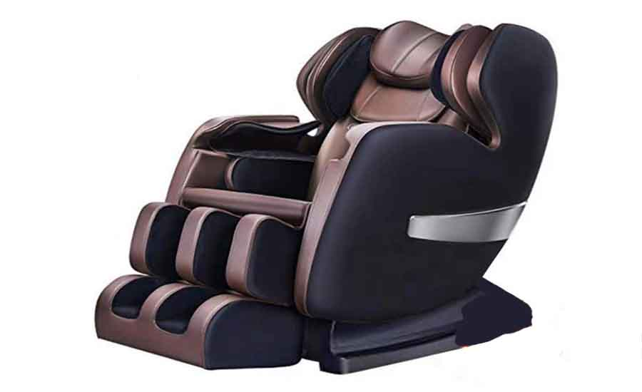 Ootori Full Body Shiatsus Electric Massage Chair Recliner with back Heater and Foot Rollers