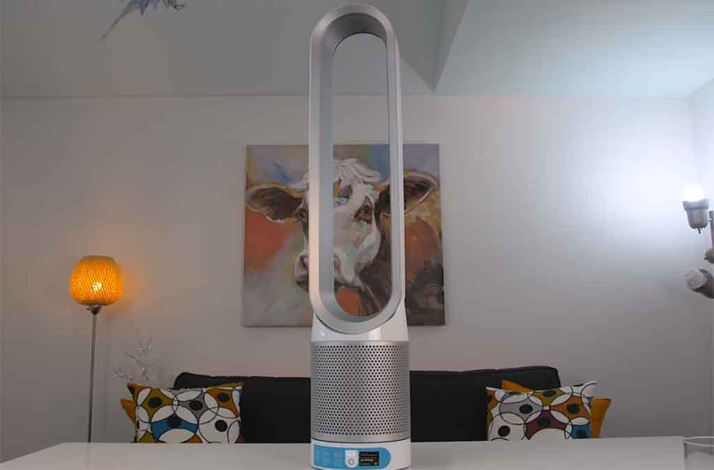 TP02 Pure Cool Link by Dyson
