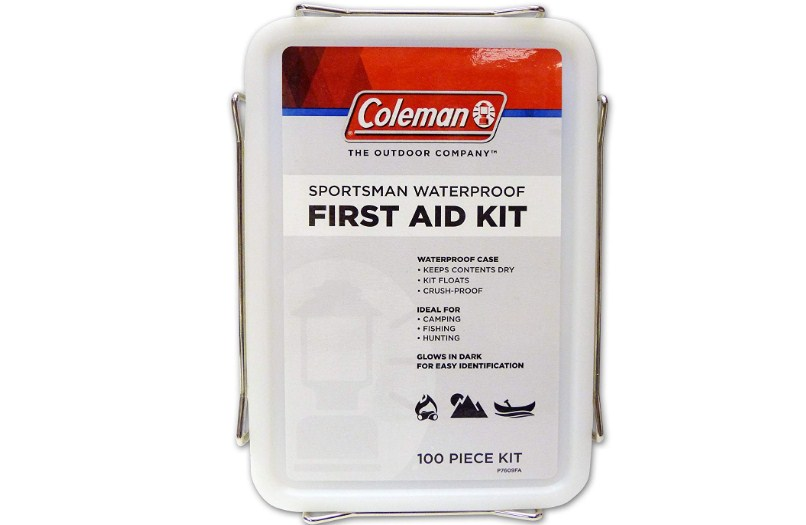 6. Sportsman First Aid Kit Waterproof
