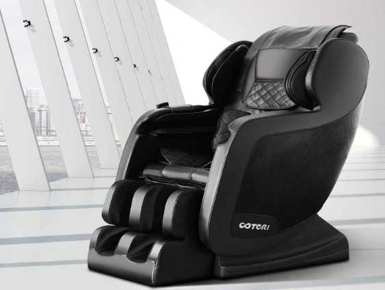 OOTORI Zero Gravity Massage Chair,Full Body Shiatsu Electric Massage Chairs
