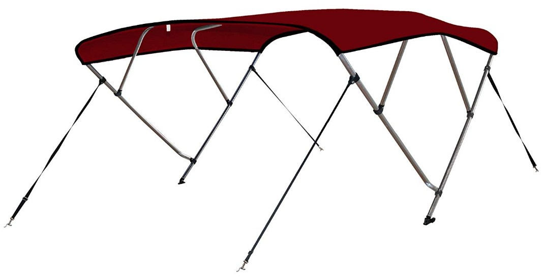 9. 4 Bow Tops Boat Cover by Leader Accessories