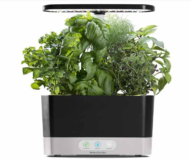 AeroGarden Black Harvest,