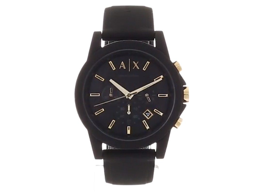 AX Armani Exchange Mens Chronograph Dress Watch