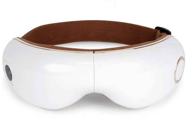 Eye Massager Glasses Rechargeable with Vibration