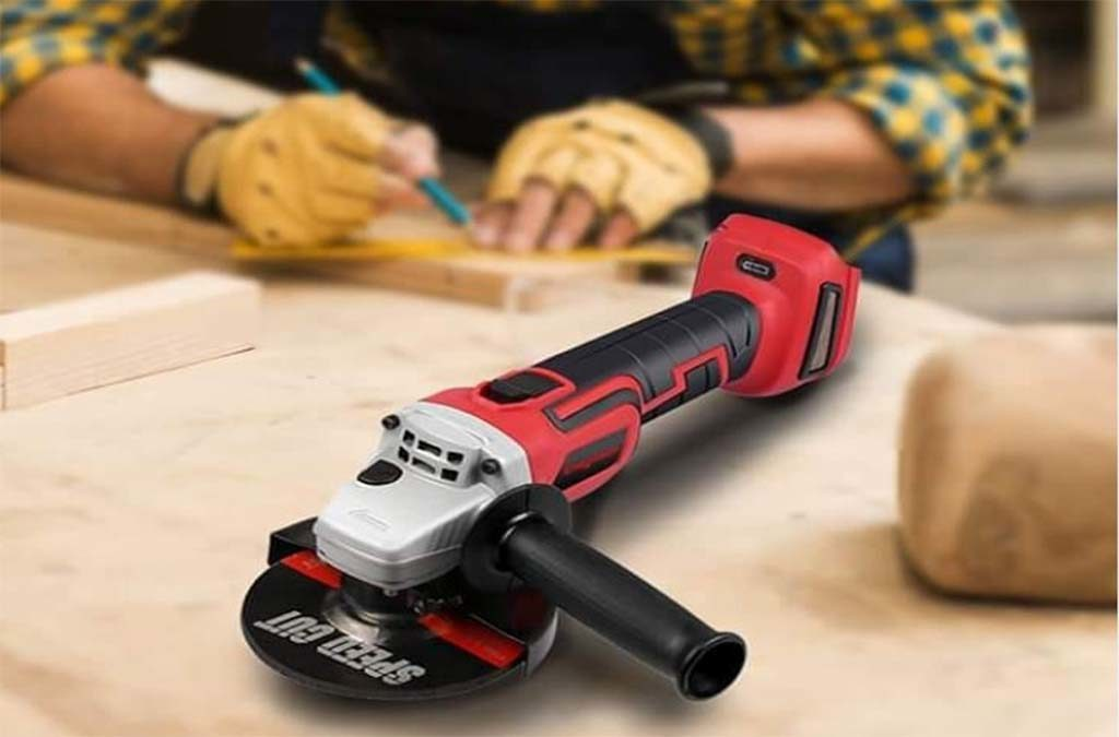How To Use A Cordless Angle Grinder