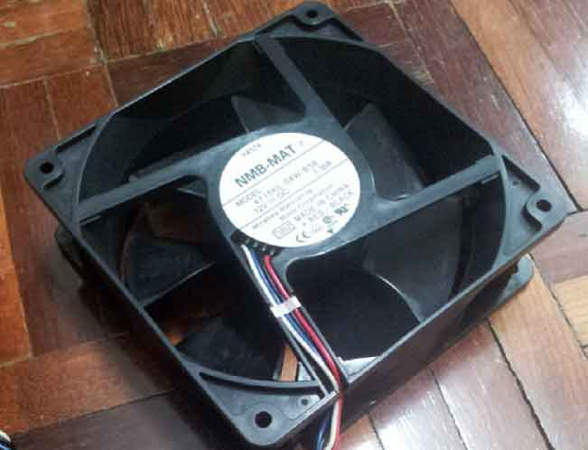 Cleaning Dell Laptop Fan