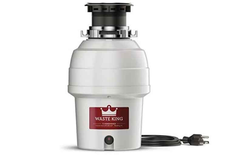 Waste King L-3200 Garbage Disposal with Power Cord