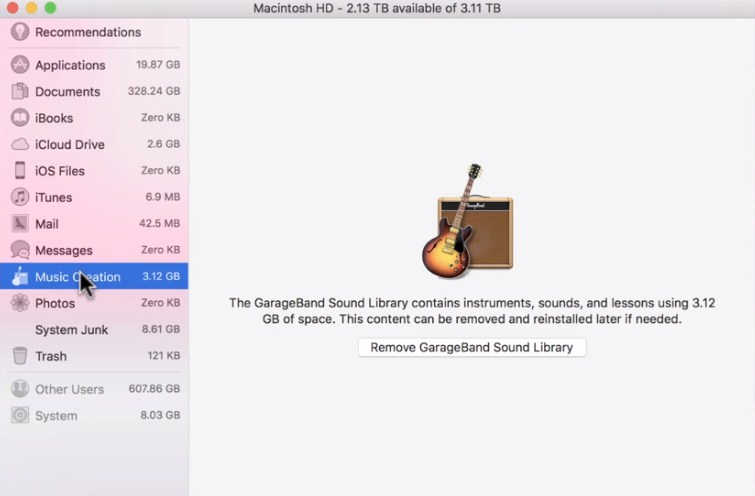 Best Way to clean up macbook pro by checking all the files first